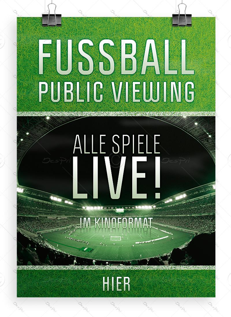 fußball live spiele